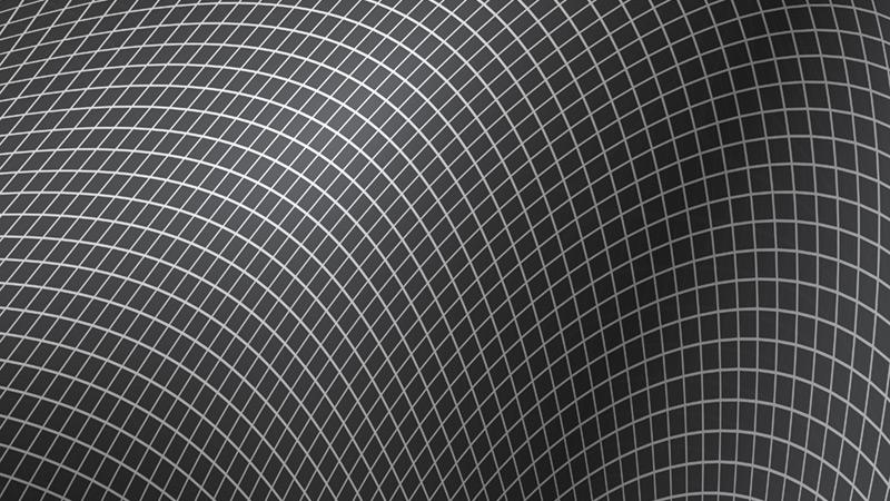 / Grid Undulation