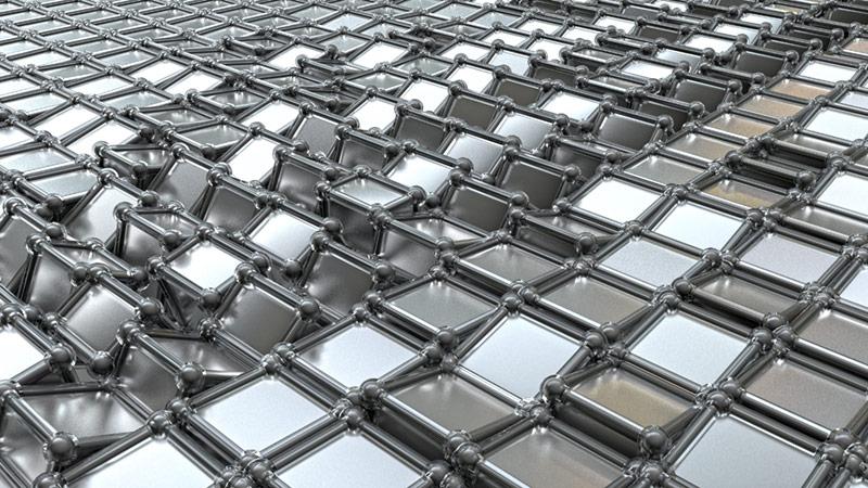 / Metallic Tiles